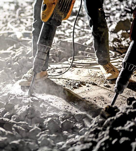 asphalt demolition services