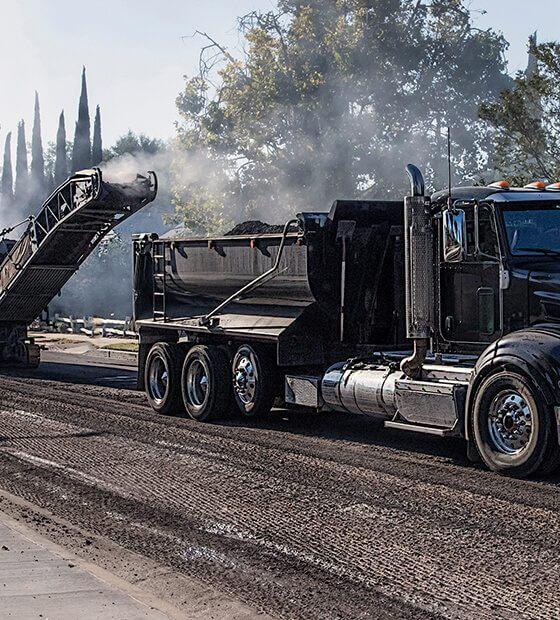 asphalt grinding services